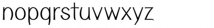 Cyceon Pro Light Font LOWERCASE