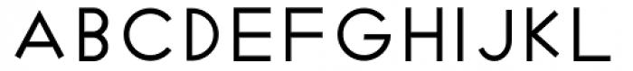 Cycladic Regular Font LOWERCASE