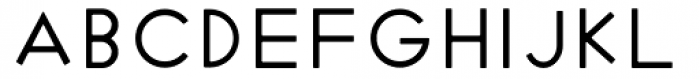Cycladic Rounded Font LOWERCASE