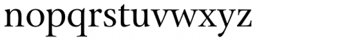 Cycles Eighteen LF Font LOWERCASE