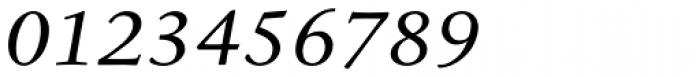 Cycles Seven Italic LF Font OTHER CHARS