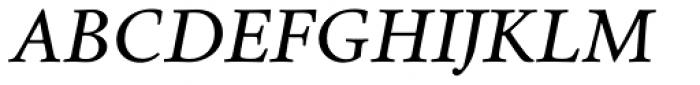 Cycles Seven Italic LF Font UPPERCASE