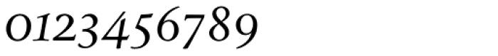 Cycles Twentyfour Italic OS Font OTHER CHARS