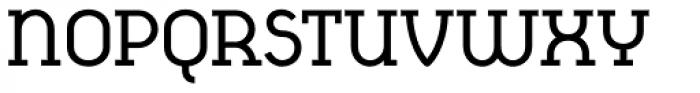 Cyclic Bold Font UPPERCASE