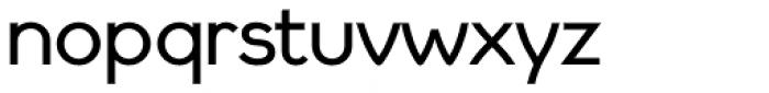 Cyclic Sans Bold Font LOWERCASE
