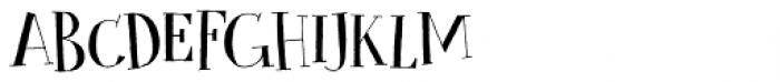 Cykelsmed Font UPPERCASE