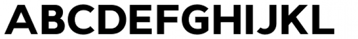 Cyntho Pro Black Font UPPERCASE