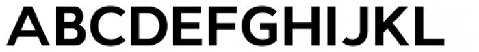 Cyntho Pro Bold Font UPPERCASE