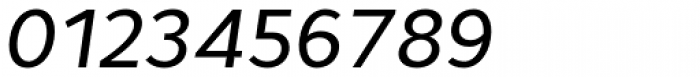 Cyntho Pro Medium Italic Font OTHER CHARS