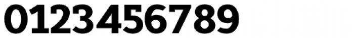Cyntho Slab Pro Black Font OTHER CHARS