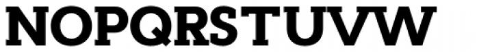 Cyntho Slab Pro Black Font UPPERCASE