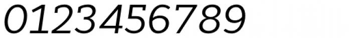 Cyntho Slab Pro Italic Font OTHER CHARS