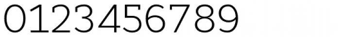 Cyntho Slab Pro Light Font OTHER CHARS