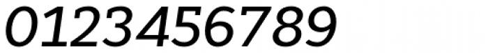 Cyntho Slab Pro Medium Italic Font OTHER CHARS