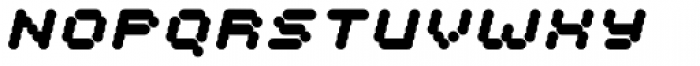 Cypher 5 Bold Italic Font UPPERCASE