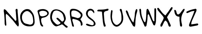 CZINEGE Font LOWERCASE