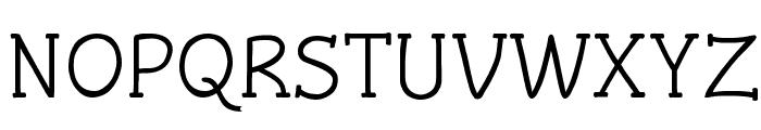 Czaristite Bold Font UPPERCASE