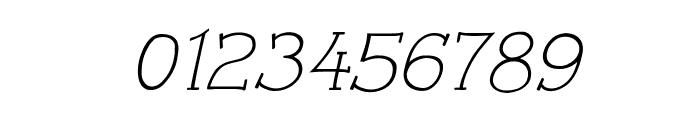 Czaristite Oblique Font OTHER CHARS