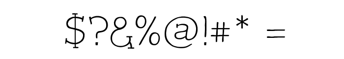 Czaristite Font OTHER CHARS
