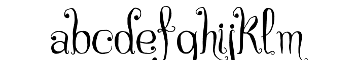 Czech Tales Personal Use Only Font LOWERCASE