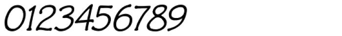 Czaristane Bold Oblique Font OTHER CHARS