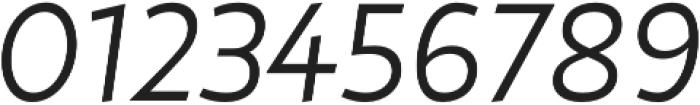 D Hanna Book Italic otf (400) Font OTHER CHARS