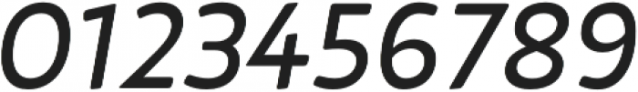D Hanna Soft Regular Italic otf (400) Font OTHER CHARS
