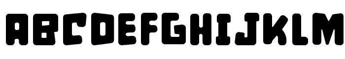 d puntillas [b] to tiptoe Font UPPERCASE
