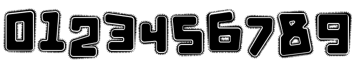 d puntillas [e] tiptoes squid Font OTHER CHARS