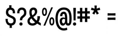 D Sert Semi Bold Font OTHER CHARS