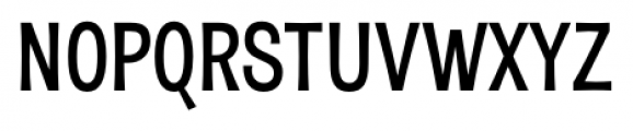D Sert Semi Bold Font UPPERCASE