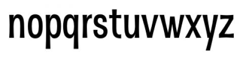 D Sert Semi Bold Font LOWERCASE