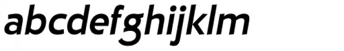 D Hanna Bold Italic Font LOWERCASE