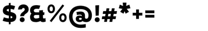 D Hanna UltraBlack Font OTHER CHARS