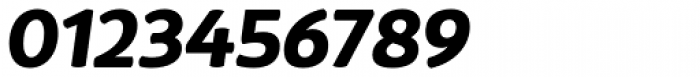 D Sari Black Italic Font OTHER CHARS