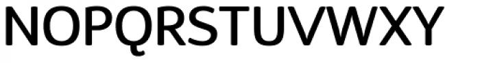D Sari Medium Font UPPERCASE