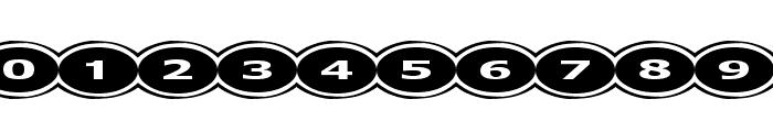 D3 Mochism Font OTHER CHARS