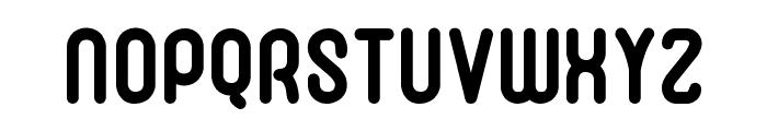 D3 Naturalism Font UPPERCASE