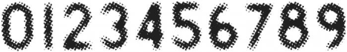 DAKAR Halftone otf (400) Font OTHER CHARS