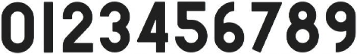 DAKAR Regular ttf (400) Font OTHER CHARS