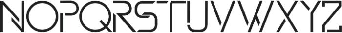 DAVINCI otf (400) Font UPPERCASE