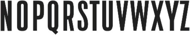 DaBronx Sans Medium otf (500) Font UPPERCASE