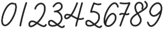 Daffodilias - Kestrel Montes otf (400) Font OTHER CHARS