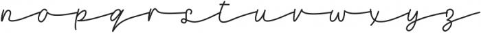 Daffodilias - Kestrel Montes otf (400) Font LOWERCASE