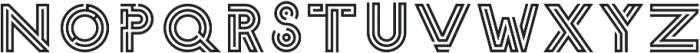 Daidalos otf (400) Font UPPERCASE