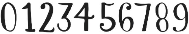 Daisy Dog Serif otf (400) Font OTHER CHARS