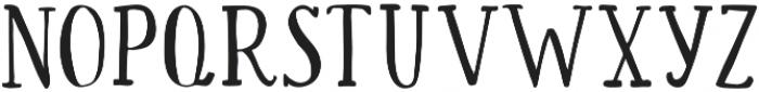 Daisy Dog Serif otf (400) Font LOWERCASE