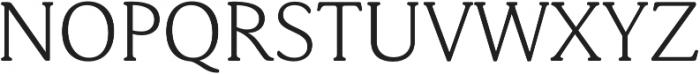 Daito Ext Thin otf (100) Font UPPERCASE