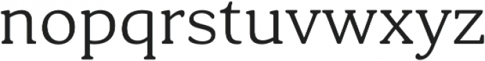 Daito Ext Thin otf (100) Font LOWERCASE