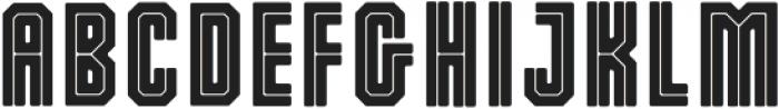 Dalmation Core otf (400) Font LOWERCASE
